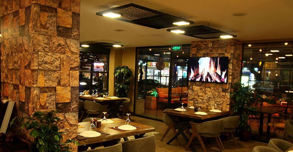 Dem&Et Restoran Tasarımı