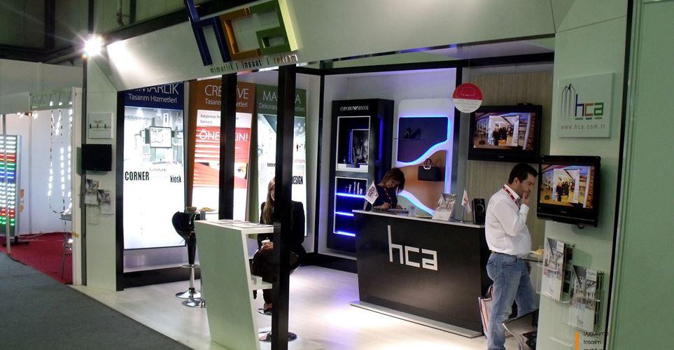 HCA Mimarlık Fuarı