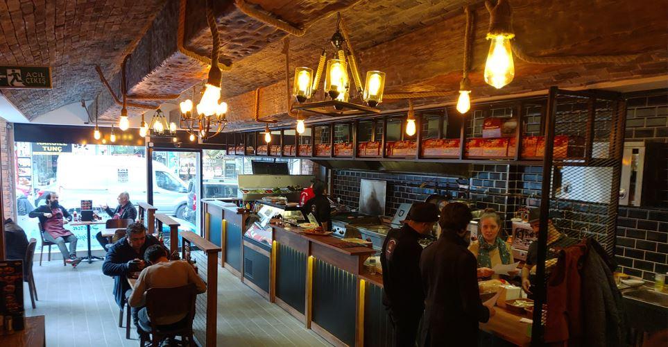 Murat Chef Steakhouse Dekorasyonu