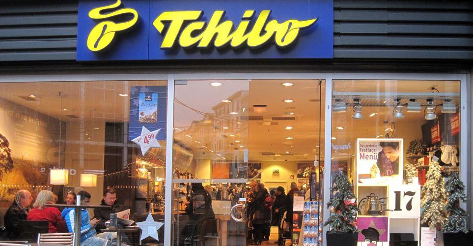 TCHIBO Ürün Teşir Standı